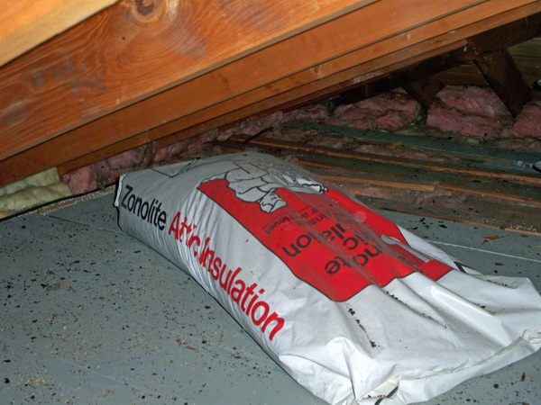 Vermiculite Insulation Honest Home Inspections